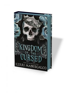 Kingdom of the Cursed: Signed Bookplate Exclusive Edition - Kingdom of the Wicked (Hardback)