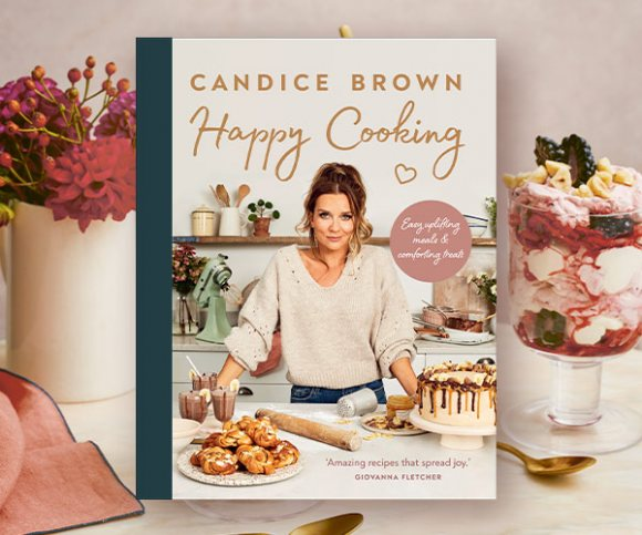 A Delicious Recipe from Candice Brown