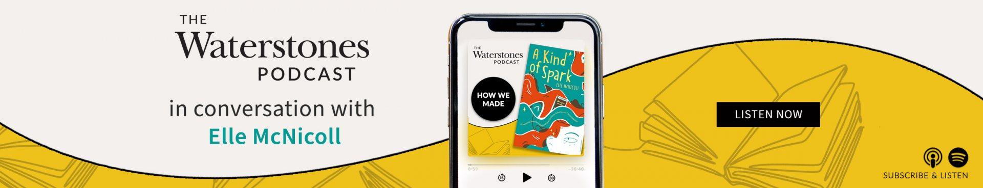 Waterstones Children's Book Prize Podcast