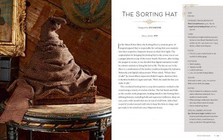 Harry Potter Crochet Wizardry: The official Harry Potter crochet pattern book (Hardback)