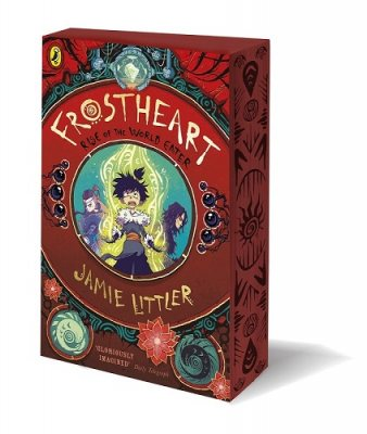 Frostheart 3: Exclusive Edition - Frostheart (Paperback)