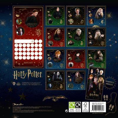 Harry Potter Wall Calendar 2022 (Calendar)