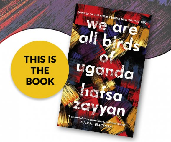 This Is The Book: We Are All Birds of Uganda