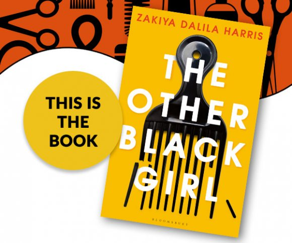 This Is The Book: The Other Black Girl