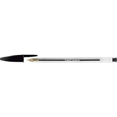 Bic Pens Cristal Original 4 Pack Black