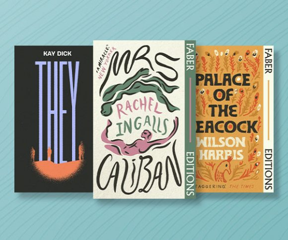 Bold and Diverse: Designing the Cover Art for Faber Editions