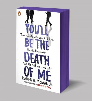 You'll Be the Death of Me (Paperback)