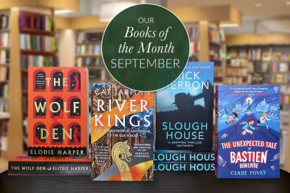 September Books of the Month