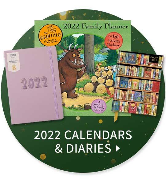 2022 Calendars and Diaries