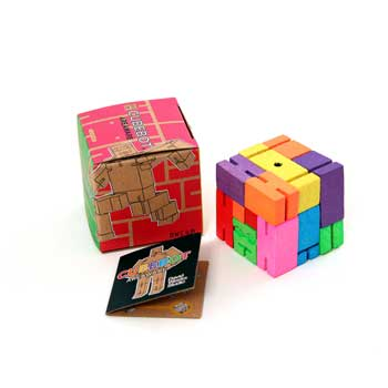 Micro Cubebot - Multicolour
