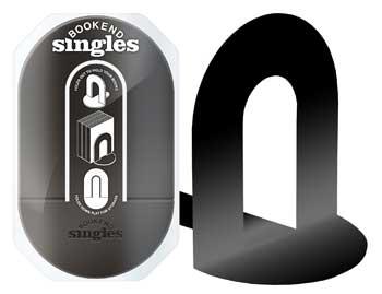 Bookend Singles - Black Ties