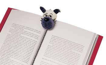 Book-Tails Bookmark - Dog