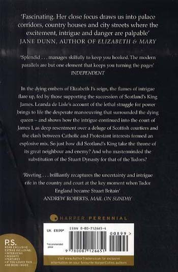 After Elizabeth: The Death of Elizabeth and the Coming of King James (Paperback)