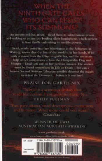 Abhorsen- The Old Kingdom (Paperback)