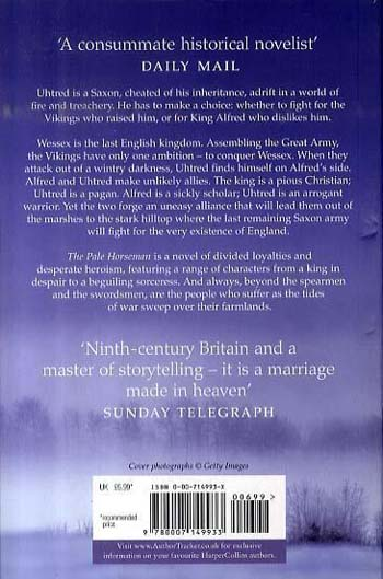 The Pale Horseman - The Last Kingdom Series 2 (Paperback)