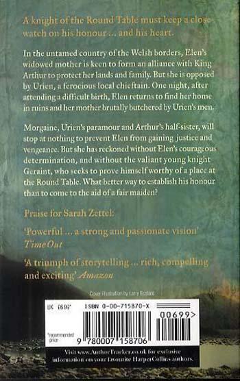 Camelot's Honour (Paperback)