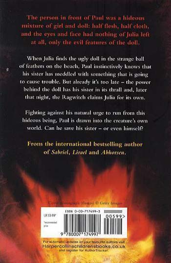 The Ragwitch (Paperback)