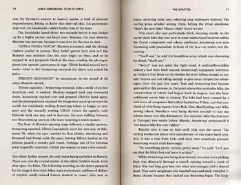 Lance Armstrong: Tour De Force (Paperback)