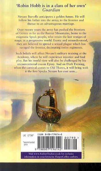 Shaman's Crossing - The Soldier Son Trilogy 1 (Paperback)
