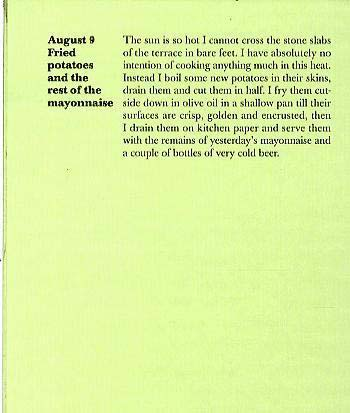 The Kitchen Diaries (Hardback)