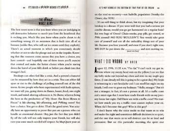 It's Called a Breakup Because It's Broken: The Smart Girl's Breakup Buddy (Paperback)