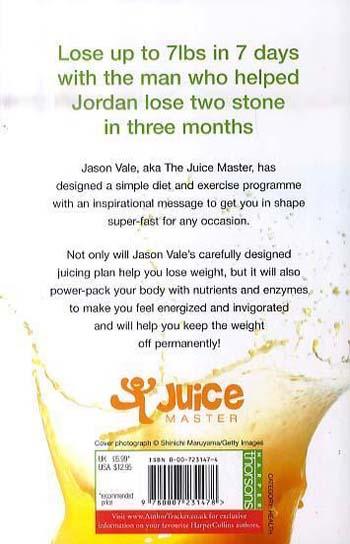 7lbs in 7 Days Super Juice Diet (Paperback)