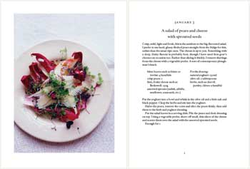The Kitchen Diaries Ii Hardback