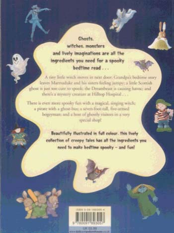 The Spooky Storybook (Paperback)