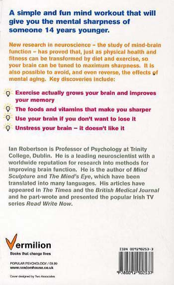 Stay Sharp With The Mind Doctor: Practical Strategies to Boost Your Brain Power (Paperback)
