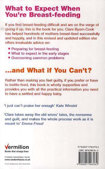What To Expect When You're Breast-feeding... And What If You Can't? (Paperback)