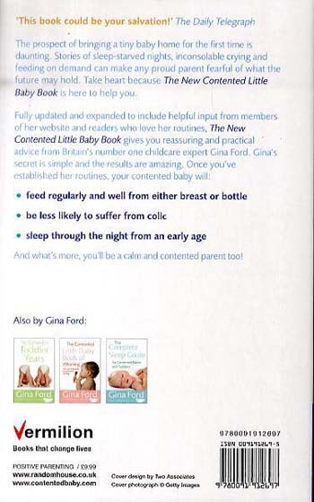 The New Contented Little Baby Book: The Secret to Calm and Confident Parenting (Paperback)