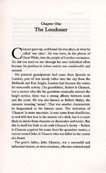 Chaucer: Brief Lives (Paperback)