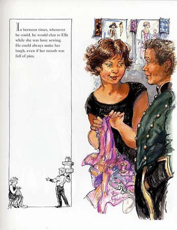 Ella's Big Chance (Paperback)