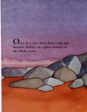 The Big Ugly Monster and the Little Stone Rabbit (Paperback)