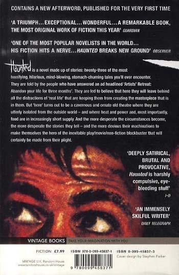 Haunted (Paperback)