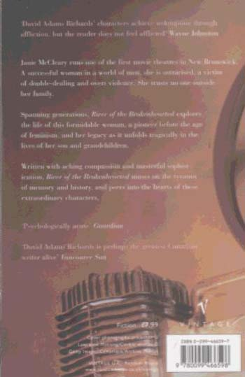 River Of The Brokenhearted (Paperback)
