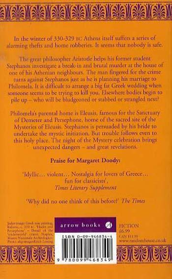 Mysteries Of Eleusis (Paperback)
