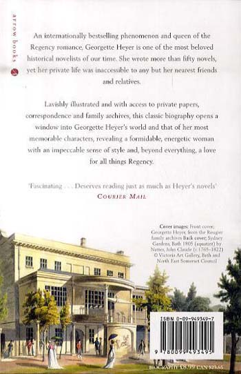 The Private World of Georgette Heyer (Paperback)