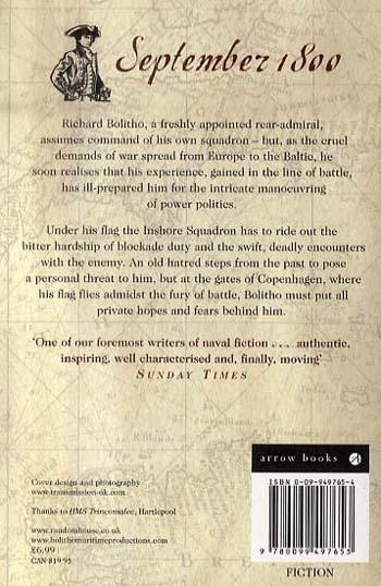 The Inshore Squadron: Naval Fiction (Richard Bolitho: Book 15) - Richard Bolitho (Paperback)