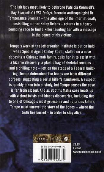 Bones: TV Tie-in (Paperback)