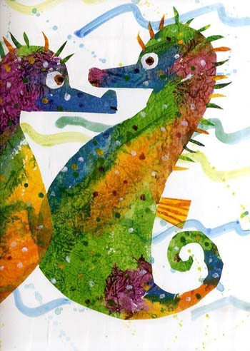Mister Seahorse (Paperback)
