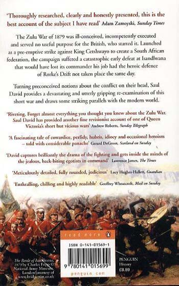 Zulu: The Heroism and Tragedy of the Zulu War of 1879 (Paperback)