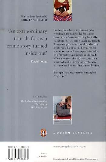 The Driver's Seat - Penguin Modern Classics (Paperback)