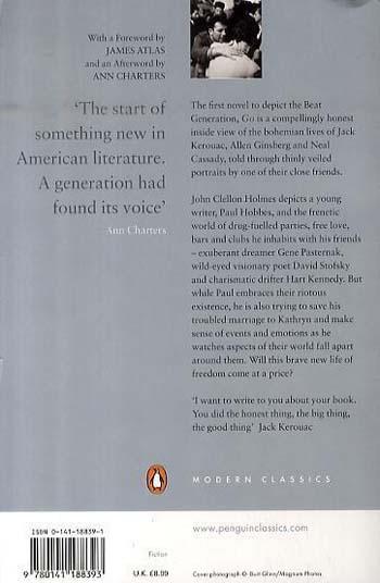 Go - Penguin Modern Classics (Paperback)