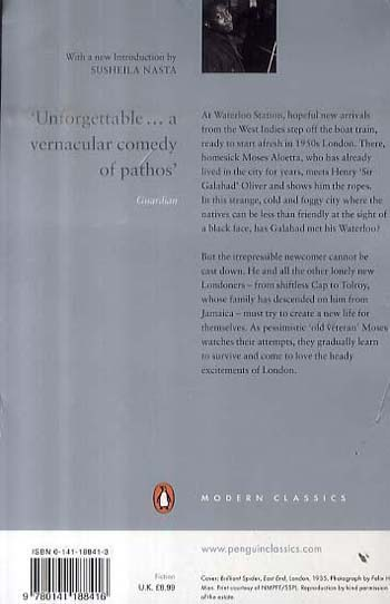 The Lonely Londoners - Penguin Modern Classics (Paperback)