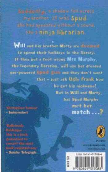 The Legend of Spud Murphy (Paperback)