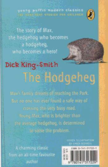 The Hodgeheg - Puffin Modern Classics (Paperback)