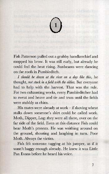Barkbelly (Paperback)