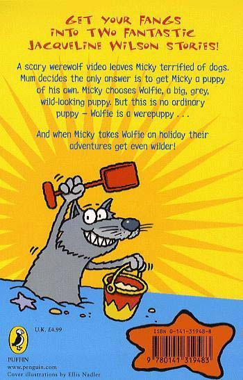 The Werepuppy and the Werepuppy on Holiday - The Werepuppy (Paperback)