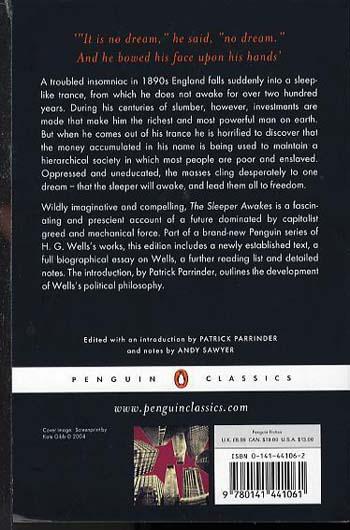The Sleeper Awakes (Penguin Classics)